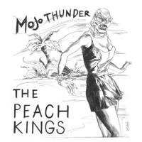 The Peach Kings Mojo Thunder Artwork