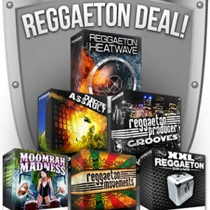 Chevere - Reggaeton Producer [Sample Pack DEMO]