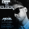 Miguel ft. Kendrick Lamar - How Many Drinks (Off Da Clock Remix) FREE DOWNLOAD*
