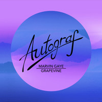 Marvin Gaye Grapevine (Autograf Remix) Artwork