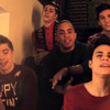 Midnight Red - Merry Christmas, Happy Holidays