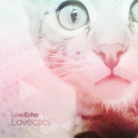 The Cure Lovecats (Love Echo Cover) Artwork