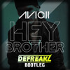 Avicii - Hey Brother (Defreakz Bootleg) album artwork