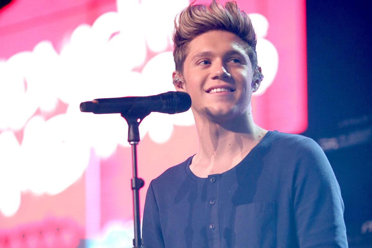 Niall Horan Laughing 2014 Niall horan reveals he's Niall Horan Laughing 2014