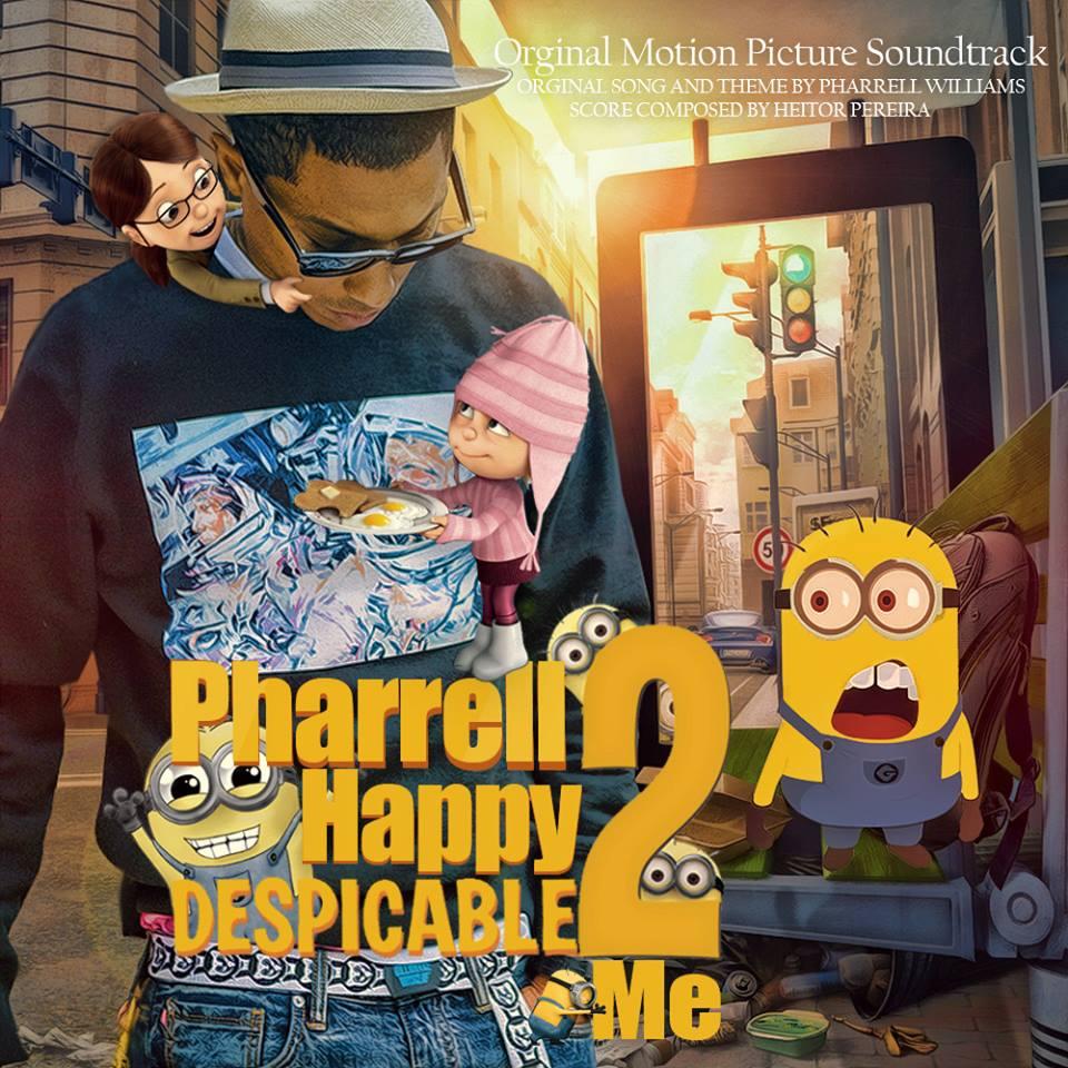 Pharrell Williams   Happy   Mp3