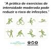 IMUNIDADE E EXERCICIOS