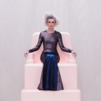 St. Vincent Birth In Reverse Artwork