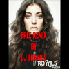 ''Royal'' REMIX by Dj Francis album artwork