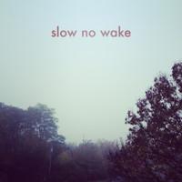 Slow No Wake The Tides Artwork