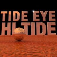 Tide Eye At Night Artwork