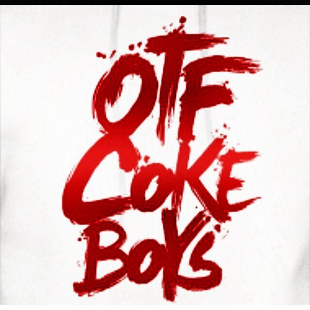 otf coke boys logo car tuning