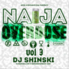 Naija Overdose Mix Vol 3 album artwork