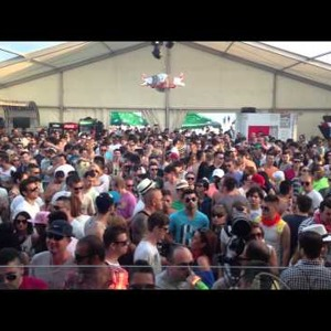Ntfo live set @ Kudos Beach Part 1
