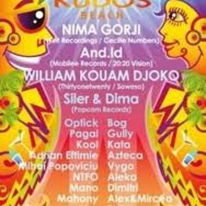 William Kouam Djoko and Bog live set @ Kudos Beach  part 2