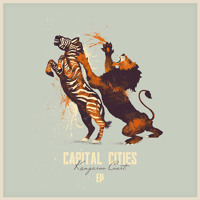 Capital Cities Kangaroo Court Artwork
