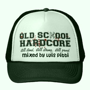 Old Skool series vol 8 Mixed By Luis Pitti
