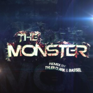 The Monster - Eminem ft Rihanna (Tyler Clark and Bassel Trap Remix)