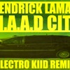 Kendrick Lamar-M.A.A.D City(Electro KIID Remix)*Free Download*
