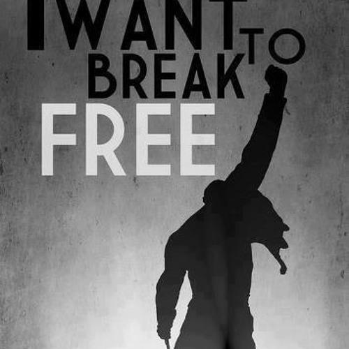 I want to break free sheet music i want to break free