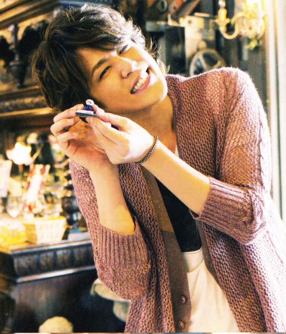 Mamoru Miyano - singer/actor - jpop