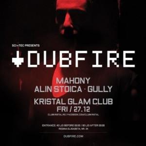 Dubfire full set @ Kristal Club - 27.12.2013