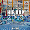 BEST OF HIP HOP 2013 by DOOMZ