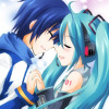 Last Night, Good Night (Vocaloids Miku and Kaito)