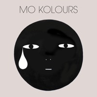 Mo Kolours Little Brown Dog Artwork