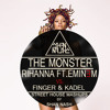 Shan Nash �- Rihanna ft Eminem-The Monster  (Mashup) �FREE DOWNLOAD� album artwork