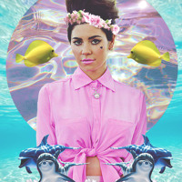 Marina & The Diamonds Primadonna (Mist Glider Remix) Artwork