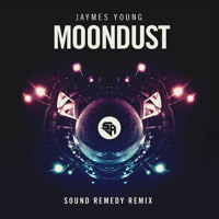 Jaymes Young Moondust (Sound Remedy Remix) Artwork