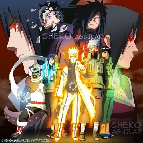Naruto Shippuuden OST