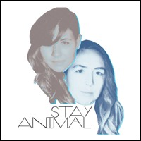 Jessica Rotter Stay/Animal Mashup Artwork