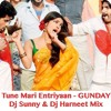 TUNE MARI ENTRIYAAN - DJ SUNNY & DJ HARNEET