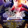 FREE!!FREE!! DJ KAY SMOOTH BIRTHDAY BASH PROMO CD!! GRAB URS DIS SATURDAY 1ST FEB 2014 #KEEPIT100