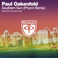 Paul Oakenfold Southern Sun (Phynn Remix) Artwork