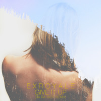 EXROYALE Give It Up (Ra Ra Riot Remix) Artwork
