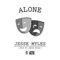 Jesse Myles Alone Artwork