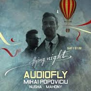 Audiofly @ Flying Night @ Club Kristal 01.02.2014