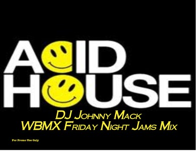 Track artwork for Acid house tracks