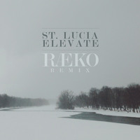 St. Lucia Elevate (RAEKO Remix) Artwork