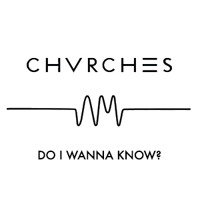 Arctic Monkeys Do I Wanna Know (CHVRCHES Cover) Artwork