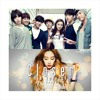 Iseng diajakin nyanyi lagu korea| Closer-Teayeon(Ost TTBY)
