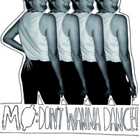 MØ Don't Wanna Dance Artwork