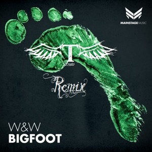 W&W Big Foot (Triste Remix) [-Teaser-]