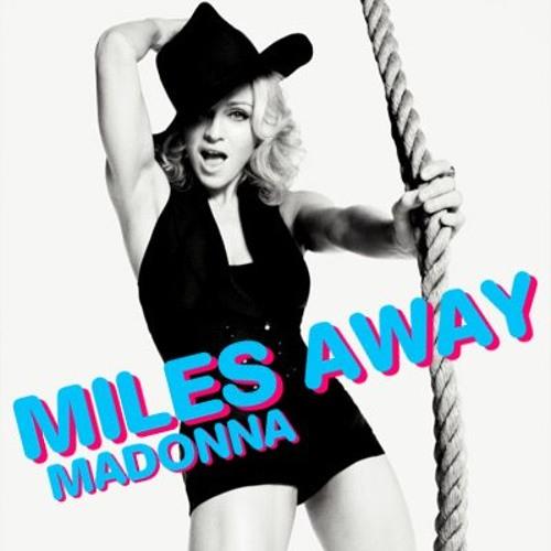 Скачать песню miles away madonna