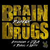 Kris Kasanova- Brain on Drugs Rmx ft. Ken Rebel, Nitty Scott & Smoke DZA (Prod. Justin Ro$e)