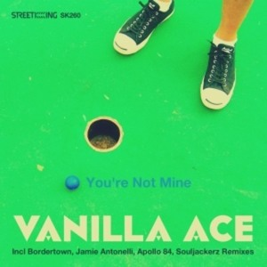 You're Not Mine (Bordertown Remix) by Vanilla Ace