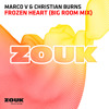 Marco V  Christian Burns - Frozen Heart (Big Room Mix)