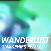 The Weeknd Wanderlust (Snakehips Remix) Artwork